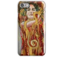 Mistaken Goddess, by Alma Lee iPhone Case/Skin