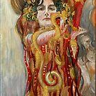 Mistaken Goddess, by Alma Lee by Alma Lee