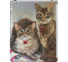 Pet Portrait Example iPad Case/Skin