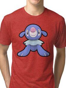 Popplio - Pokemon Sun and Moon Starter (Thick Border) Tri-blend T-Shirt