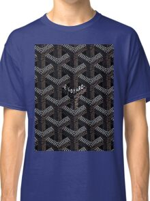Goyard Black Classic T-Shirt