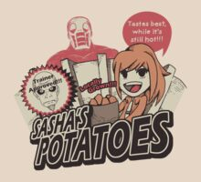 Sasha's Potatoes by Drew Borja