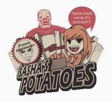 Sasha's Potatoes by Drew Borja