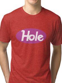 Hole - Courtney Love classic violet Tri-blend T-Shirt