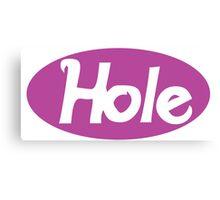 Hole - Courtney Love classic violet Canvas Print