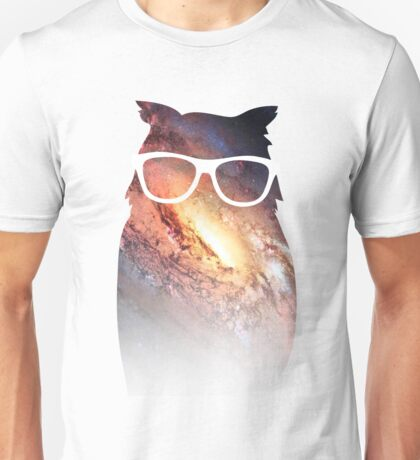 Space Owl Unisex T-Shirt