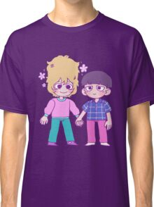 Psychic Technique: Hand-Holding Classic T-Shirt