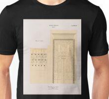 0241 Dynastie V Pyramiden von Saqara Saqqârah Grab 17 Grabkammer No3 im K Museum zu Berlin Unisex T-Shirt