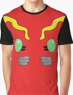 Digimon Tentomon Graphic T-Shirt