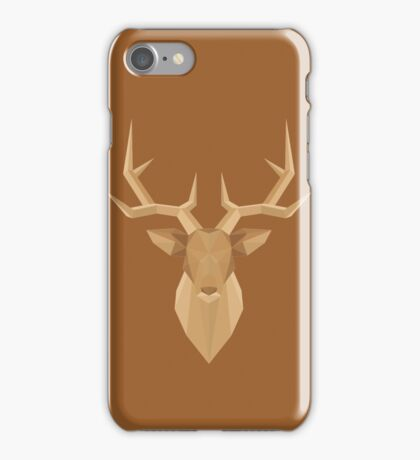 Hirsch Minimal Geometric  iPhone Case/Skin