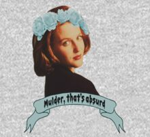 Mulder, That's Absurd by angelsorwhores