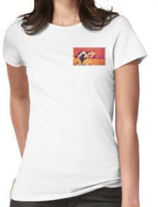 Le Blond Womens Fitted T-Shirt