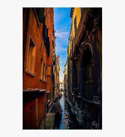 Venice - 12 Photographic Print