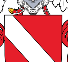 Palencia Coat of Arms (Spanish) Sticker