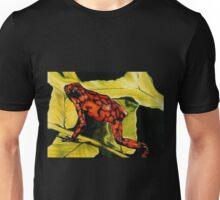 Venezuelan Poison Dart Frog Unisex T-Shirt