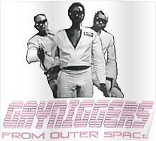 Gayniggers From Outer Space Poster