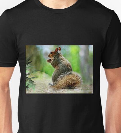 Harry the Squirrel Unisex T-Shirt