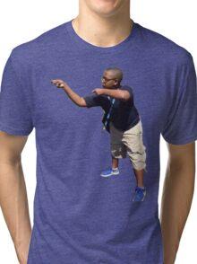Yeet Boy from Vine Tri-blend T-Shirt