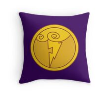 Zero to Hero Throw Pillow
