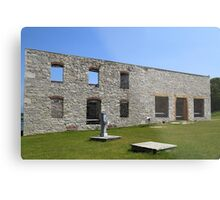 Company Stores Building 2 Fayette State Park Metal Print
