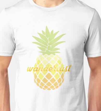 Pineapple Wanderlust Unisex T-Shirt