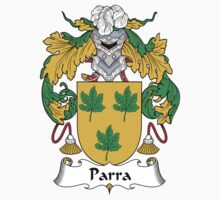Parra Coat of Arms (Spanish) by coatsofarms