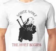 Hunt Begins Unisex T-Shirt