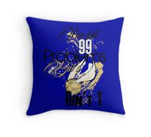 Snitch Problems Throw Pillow