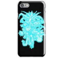 Teal Collage iPhone Case/Skin