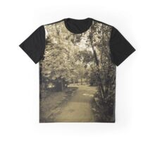 Entering to Wonderland Graphic T-Shirt