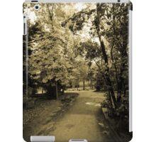 Entering to Wonderland iPad Case/Skin