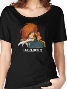 Captain Harlock Women's Relaxed Fit T-Shirt