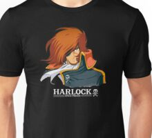 Captain Harlock Unisex T-Shirt