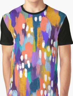 Jules - Abstract Graphic T-Shirt