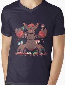 Trevenant and Friends Mens V-Neck T-Shirt