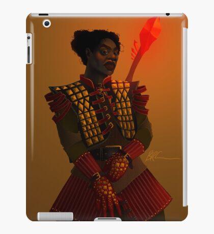 Mage (Close-up and Print) iPad Case/Skin
