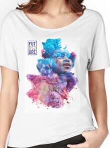 Future Portrait + DS2 Women's Relaxed Fit T-Shirt