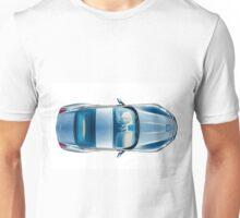 Blue Ferrari Unisex T-Shirt