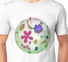 VINTAGE DRIED FLOWERS Unisex T-Shirt