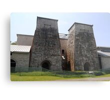 Foundry Building Fayette State Park 2 Metal Print
