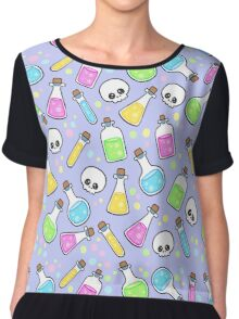 Poisons and Potions Chiffon Top