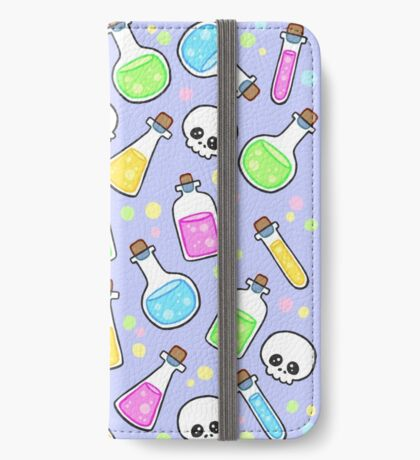 Poisons and Potions iPhone Wallet/Case/Skin
