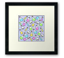 Poisons and Potions Framed Print