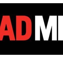 Mad Men Sticker