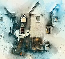Old House by Svetlana Sewell