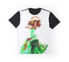Jazzy Graphic T-Shirt