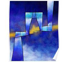 Kefharia V1 - cubic vision Poster