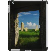 time window iPad Case/Skin