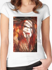 Fire Within Women's Fitted Scoop T-Shirt