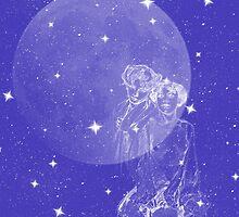 Moon Mirage by Rosalie Scanlon